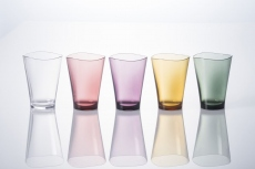 Yuragi Tumbler 320ml 5set - Tritan plastic tableware