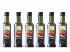 Set of 6, Olive Heart Amargo