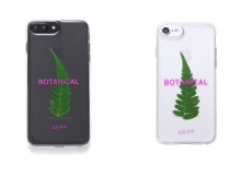 BOTANICAL CLEAR : iPhone ケース