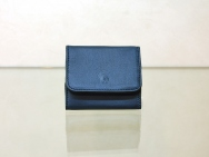 JAPAN BLUE Leather Coin Case