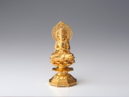 Seishi Bodhisattva Statue 6 inch - Made in Japan