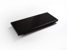 Mirror Finished Lacquered Base tray with feet
