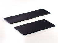 Urushi Lacquered Base Tray for Zen Gardens, Buddha figurines