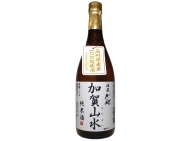 SAKE: Kaga Junmai (Brewed without adding extra alcohol)