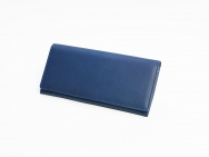 JAPAN BLUE Leather Wallet