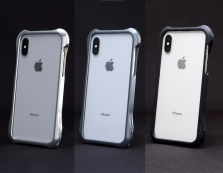 'Machined' iPhone X Case C-6