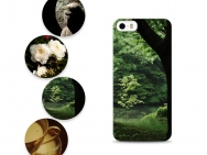 iPhone 5s Cases - Shapes & Shadows of Kyoto