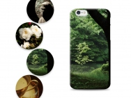 iPhone 6 Cases - Shapes & Shadows of Kyoto