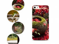 iPhone 5s Cases - Kyoto Zen Gardens