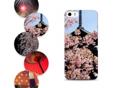 iPhone 5s Cases - Brilliant Kyoto