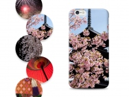 iPhone 6 Cases - Brilliant Kyoto