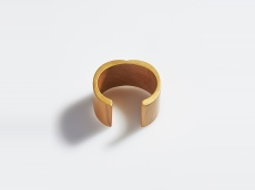 Apple Wood Bracelet - SLICE C