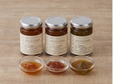 Marmalade set of  3 types