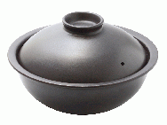 Heat Resistant Ceramic Casserole - Black