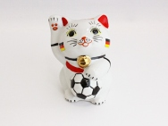 [Germany] Football Maneki Neko Lucky Cat