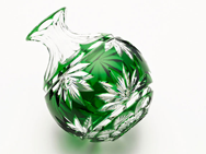 Chrysanthemum Sake Decanter