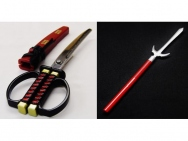 SWORD SCISSORS・SPEAR LETTER OPENER set/Yukimura Sanada model