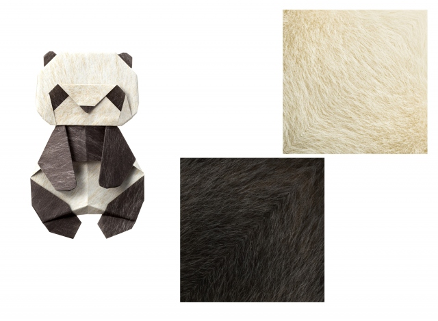 Realfake Special Edition Origami Panda Bear Products Alexcious