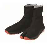 Air Jog V(five) 6 hook Black - tabi shoes footwear