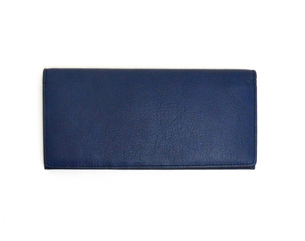 outlet store 2c350 a3272 本革藍染 長財布   商品から探す   ALEXCIOUS