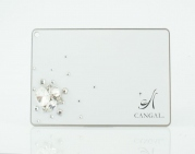 Snow - CANGAL CARD MIRROR