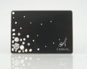 White Crystal - CANGAL CARD MIRROR