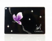 Butterfly Garden - CANGAL CARD MIRROR