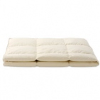 Single, S.-Double - Down Blanket 90%Hungary White Goose Down
