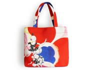anemone - Portable Art A4 Original Bag by Junko Funada
