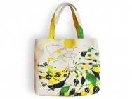 melon dancer - Portable Art A4 Original Bag by Junko Funada