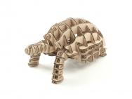 57pcs FLATS Laser Cut Cardboard Animals  - Tortoise 104