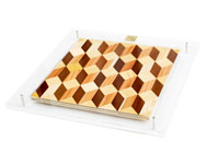 Wooden 3D Board Puzzle