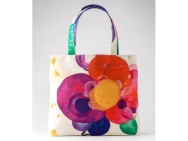 camellia - Portable Art A4 Original Bag