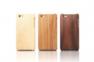 Wooden iPhone5 Case