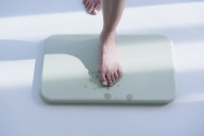 Earthen Bath-Mat (Oblong)