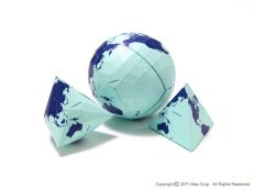 AuthaGraph Globe