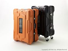 Suitcase: Sturdy & Secure