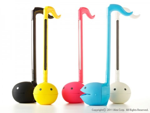 Otamatone Colors - musical instruments