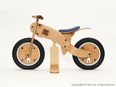 Bentwood Cycle (曲げ木 木製二輪玩具)