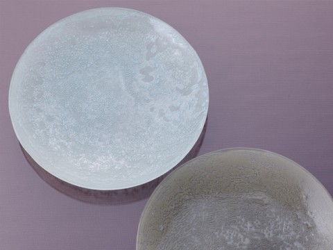 Bubbles (round plate)
