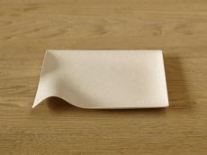 Paper Tableware 'kaku' Bulk Sleeve of 100 -