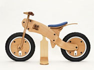 Kids Balance Bike (Wooden)