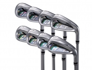 The Roots Jin IRON Set of 8 with Super ArMett- golf distance
