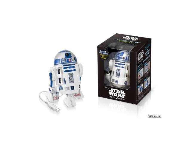 STAR WARS R2-D2 USB Hub - pc accessories | Products | ALEXCIOUS