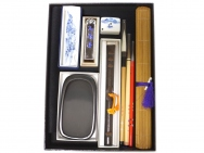 Special Japanese Calligraphy Set - shodo Japanese caligraphy