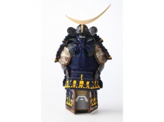 [Date Masamune]  BOTTLE ARMOR MINI  INDIGO for 750 ml bottle