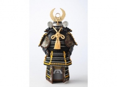 [Tokugawa Ieyasu] BOTTLE ARMOR MINI BLACK for 750 ml bottle