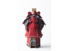 [Sanada Yukimura]  BOTTLE ARMOR MINI RED for 750 ml bottle