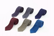 KUSKA Solid necktie (6 colors)