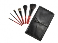 KASHOEN Series Brush Set of 6 with Pouch WA